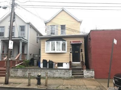 Ozone Park Multi Family Home For Sale: 95-20 101st St