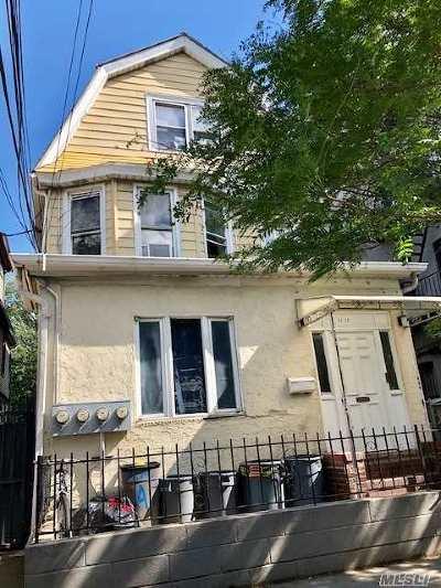 Elmhurst Multi Family Home For Sale: 95-12 41 Ave