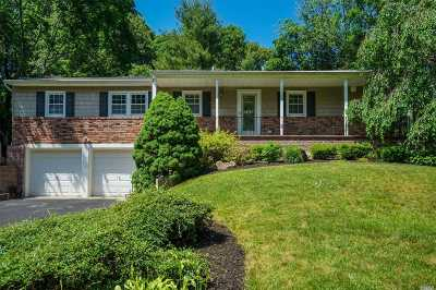 Smithtown Single Family Home For Sale: 47 Derby Pl