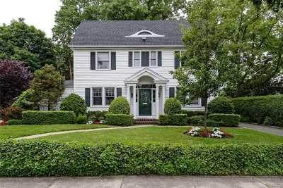 Garden City Single Family Home For Sale: 146 Wellington Rd