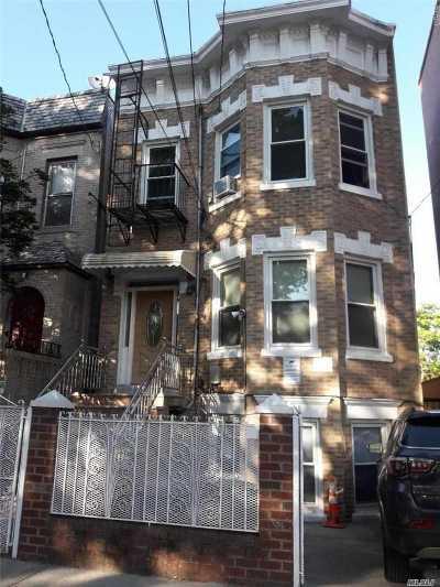 Corona Multi Family Home For Sale: 35-45 100th St