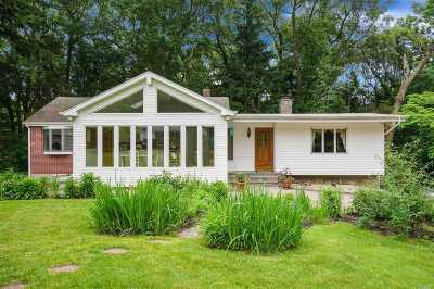 Northport Single Family Home For Sale: 77 Sunken Meadow Rd