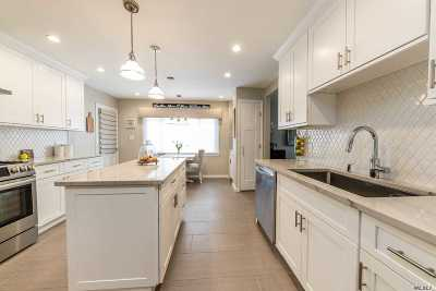 Rockville Centre Single Family Home For Sale: 127 Wright Rd
