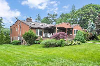 Old Westbury Single Family Home For Sale: 1 Rolling Dr