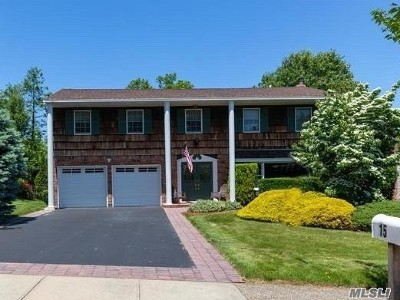 Smithtown Single Family Home For Sale: 15 Abbot Rd