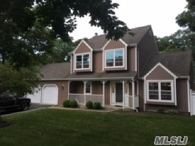 Coram Single Family Home For Sale: 3 Gregg Ln