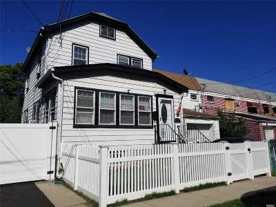 Jamaica Single Family Home For Sale: 109-31 173rd St