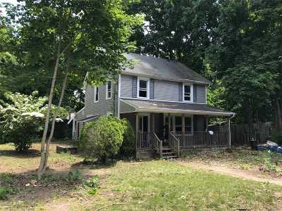 Smithtown Single Family Home For Sale: 163 Route 111