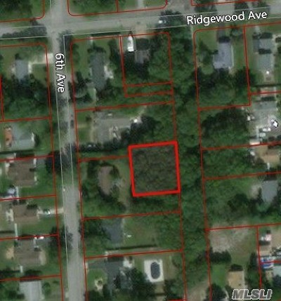 Holtsville Residential Lots & Land For Sale: 5th Ave