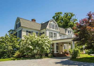Huntington Bay NY Single Family Home For Sale: $4,099,000