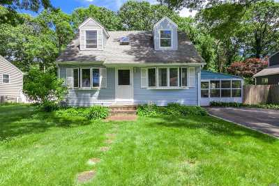Patchogue Single Family Home For Sale: 77 Winges Ave