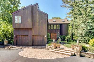 Oakdale Single Family Home For Sale: 210 Connetquot Dr