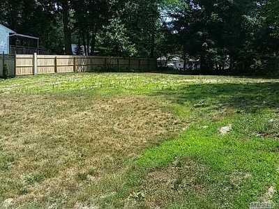 Farmingville Residential Lots & Land For Sale: 38 Crestwood Ln