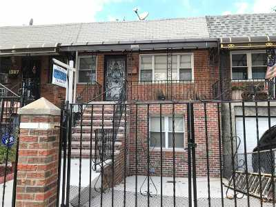 Brooklyn Multi Family Home For Sale: 1989 Linden Blvd