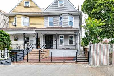 Woodhaven Multi Family Home For Sale: 78-29 88 Ave