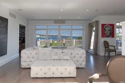 Hampton Bays Single Family Home For Sale: 25 Canoe Place Rd