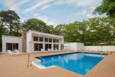 Quogue Single Family Home For Sale: 4 Bayberry Ln