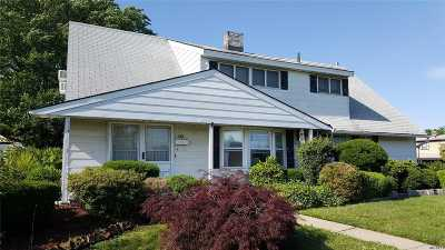 Levittown Single Family Home For Sale: 133 Abbey Ln