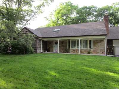 Stony Brook Single Family Home For Sale: 25 Bucknell Ln