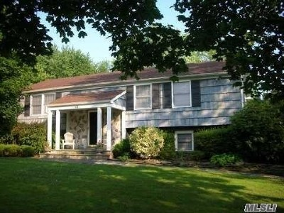 Stony Brook Single Family Home For Sale: 64 Manchester Ln