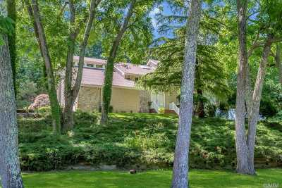 Smithtown Single Family Home For Sale: 11 Riverview Ter