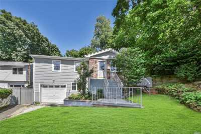 Port Washington Single Family Home For Sale: 40 Harbor Rd