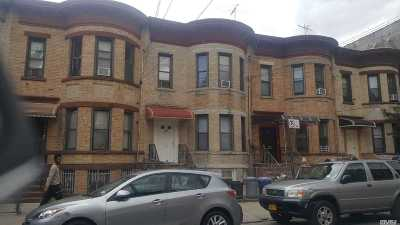 Brooklyn Multi Family Home For Sale: 220 E 34th St