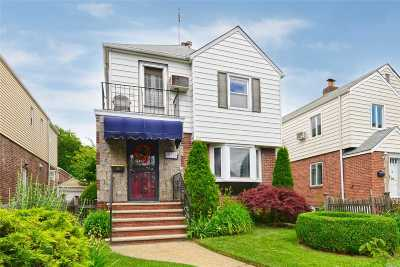 Flushing Single Family Home For Sale: 45-56 166th St
