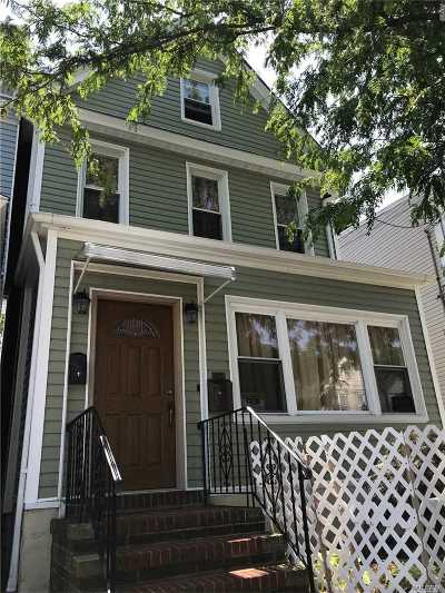 Woodhaven Single Family Home For Sale: 80-68 87th Ave