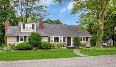 Huntington Single Family Home For Sale: 1 Bardwell Ln