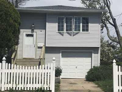Lindenhurst Single Family Home For Sale: 109 Buena Vista Blvd