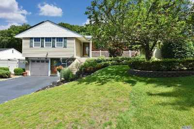 Smithtown Single Family Home For Sale: 11 Lindron Ave