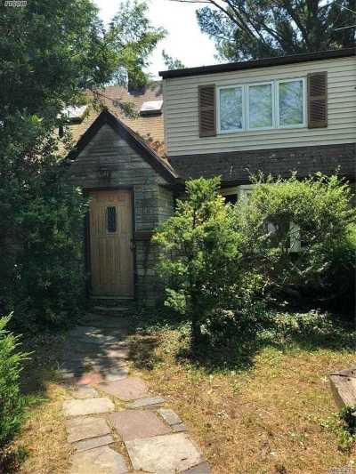 Roslyn Heights Single Family Home For Sale: 66 Harvard St