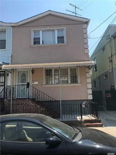 Woodhaven Multi Family Home For Sale: 91-47 86 St