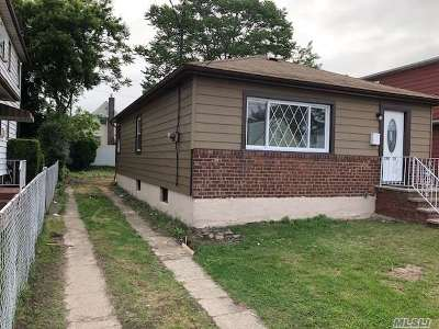 Jamaica Single Family Home For Sale: 134-33 155 St