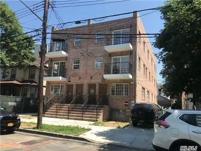 Jamaica Multi Family Home For Sale: 92-41 173rd St
