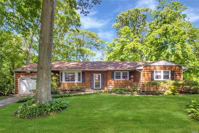 Smithtown Single Family Home For Sale: 38 Spruce St