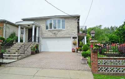 Whitestone Single Family Home For Sale: 11-06 138 St