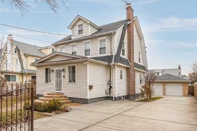 Flushing Single Family Home For Sale: 35-63 161st St