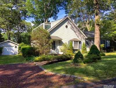 Miller Place Single Family Home For Sale: 91 Cedar Dr