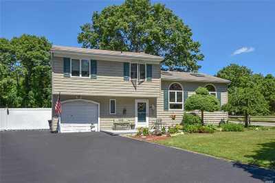 Farmingville Single Family Home For Sale: 46 Mount McKinley Ave