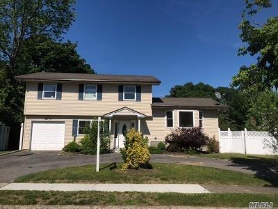 N. Babylon Single Family Home For Sale: 28 Thorman Ln