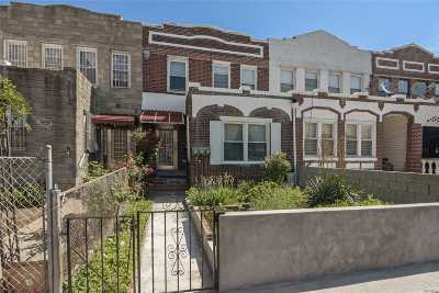 Woodside Multi Family Home For Sale: 61-09 Broadway
