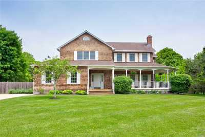 Westhampton Single Family Home For Sale: 14 Raynor Dr