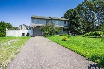 Holbrook Single Family Home For Sale: 25 Avenue B