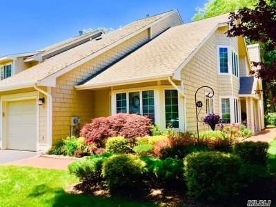 Bay Shore Condo/Townhouse For Sale: 5 Pleasant Ln