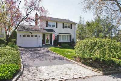 Glen Head Single Family Home For Sale: 39 Roosevelt Ave