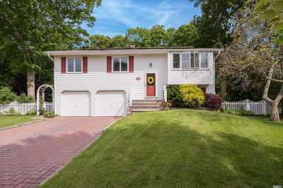 Bayport Single Family Home For Sale: 7 Stephen Ct