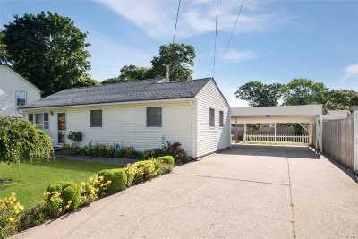 Centereach Single Family Home For Sale: 11 Anne Rd