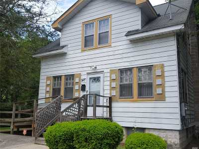 Wyandanch Single Family Home For Sale: 147 North 22 St